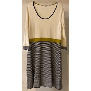 Boden | Women's Julietta Knit Dress Size 16